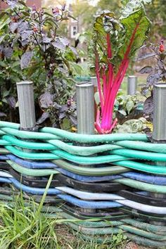 Recycle-Repurpose -Reuse | recycle those old hoses #recycle