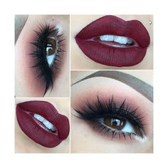 We ❤ It ❤ liked on Polyvore featuring beauty products, makeup, beauty, eye makeup, eyes and lipstick