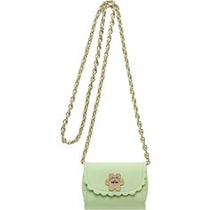 MULBERRY Cecily flower mini shoulder bag (Mint Spring Handbags 43e7c699d3485