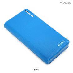Aduro PowerUp 10800mAh Dual-Port Backup Battery - Assorted Colors