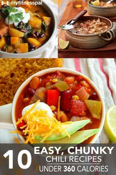 There's nothing like a hearty batch of chili simmering on the stovetop to kick off the fall season. Catering to meat-eaters and vegetarians alike, chili ...