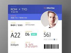 New Digital Ticket on UI Space
