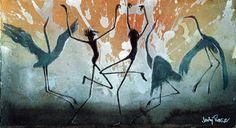 Moon Dancers by Judy Prosser