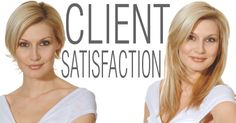 Hair Extensions News / Hair Extensions Client Satisfaction