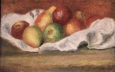 Pierre-Auguste Renoir - Apples and Pears