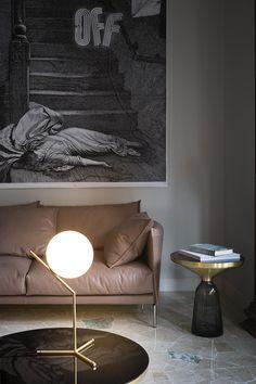 IC Lights by Michael Anastassiades for FLOS - http://www.interiordesign2014.com/interior-design-ideas/ic-lights-by-michael-anastassiades-for-flos/