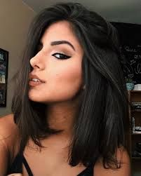 Image result for straight layered lob