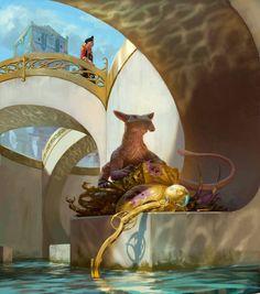 Gremlin Token - Aether Revolt MtG Art