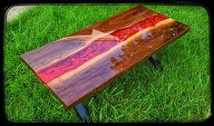 Live Edge Furniture, Rustic Wood Furniture