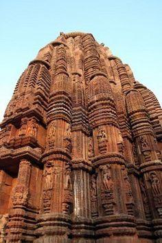 Ancient hindu temple at Orissa. Google Image