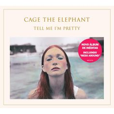 CD - Cage The Elephant: Tell Me I'm Pretty - Americanas.com