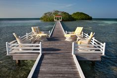 Privacy and luxury wrapped into one private island! Perfect getaway! @RoyalBelize
