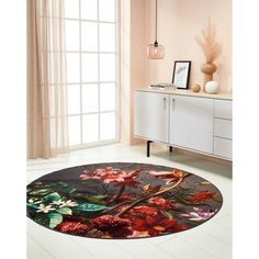 Vloerkleed Onia Multicolor   Kwantum Skagen, Soft Colors, Colorful Decor, Kids Rugs, Contemporary, Home Decor, Reflection, Soothing Colors, Decoration Home