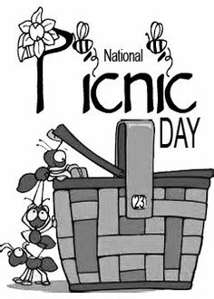 """Day 113 of 365 - """"NATIONAL PICNIC DAY"""" is celebrated on April 23.  The word """"picnic"""" dates back to 1692 where """"piquenique"""" was used in reference to a group of people eating together and bringing their own wine. Our modern-day idea of a picnic evolved from Medieval hunting feasts and Victorian garden parties. These were usually quite sophisticated affairs, which involved multiple courses and elaborate preparations. During the early 19th century a group of wealthy London citizens formed """"The…"""