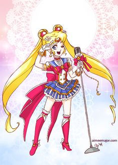 Japanese Pop Idol Sailor Moon Redesigns http://geekxgirls.com/article.php?ID=3262