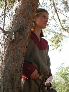 Классическая туника викинга от студии Берканар. Мечты о средневековье..