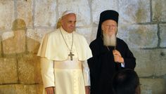 Heiliger Vater, vergessen Sie bitte die verfolgten orientalischen Christen und Juden nicht!