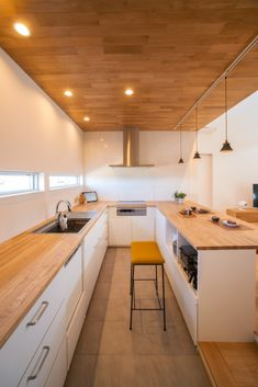 Narrow House, Kitchen Design, Interior, Table, Room, Furniture, Adulting, Home Decor, Ideas