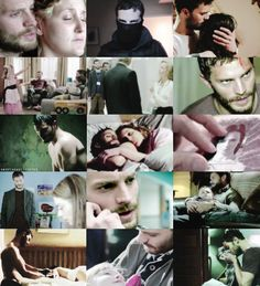 Jamie Dornan | Paul Spector | The Fall  Dear Lord this man. Awesome show.