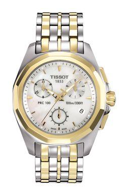 Tissot PRC 100 Chronograph Lady T008.217.22.111.00