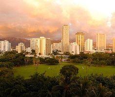 Honolulu, #Hawaii