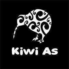 Kiwi As. Waitangi Day, Silver Fern, Kiwi Bird, Maori Designs, New Zealand Houses, Nz Art, Maori Art, Kiwiana, All Things New
