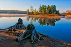 Autumn in Algonquin Park by Lok ng / 500px