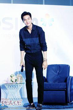 Lee Min Ho, OSIM FM in Hong Kong 140629