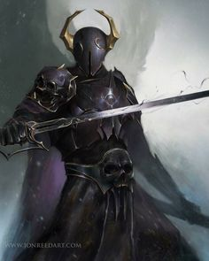 Tagged with art, fantasy, digital art, dungeons and dragons, fantasy art; Shared by My friend Jon Reed is a great undiscovered artist Fantasy Armor, Fantasy Weapons, Medieval Fantasy, Fantasy Character Design, Character Concept, Character Art, High Fantasy, Dark Fantasy Art, Dark Souls
