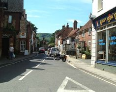 Storrington, England - My hometown. :)