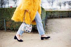 Louis Vuitton bag, Paris