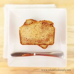 Apple and Almond Bread