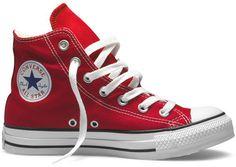 4cf4bbbb28a1 Converse All Star Hi Red #summersale #streetwaybudapest Nike Sportcipők,  Converse Cipők, Cipő