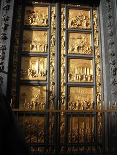 Florence, Gates of Paradise.
