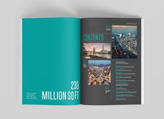 Knight Frank - London Report on Behance