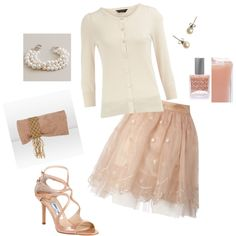 Pretty combo.. want the tutu :)
