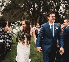 Marcus Johns, Kristin Lauria Married, Wedding Pictures | Teen.com