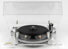 gyrodeck Mitchell turntable vinyl