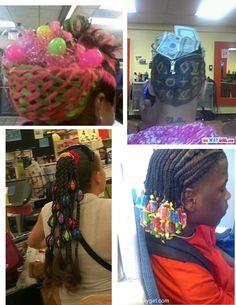 CRINGE - Crimes Of Hair Fashion That You Should Not Be Committing