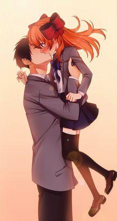 Umetarou Nozaki x Chiyo Sakura