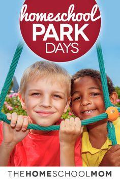 Homeschool Park Days: A good way to meet local homeschoolers Meet Locals, Organizing, Organization, Teacher Resources, Homeschool, Advice, Activities, Education, Park