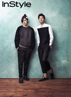 Hong Jong Hyun & Lee Chun Hee (Lee Cheon Hee)