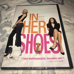 "NWT ""In Her Shoes"" DVD! $5 when bundled! - Mercari: Anyone can buy & sell"
