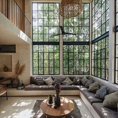 Home Remodel Living Room Loft Tucked Into The Tulum Jungle.Home Remodel Living Room Loft Tucked Into The Tulum Jungle Tiny Living Rooms, Living Room Trends, Living Room Designs, Living Area, Apartment Living, Home Interior Design, Interior And Exterior, Interior Colors, Tiny House Nation