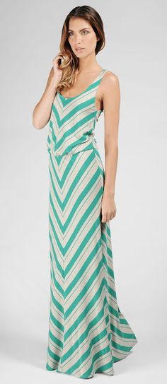 ringo maxi dress - Ella Moss