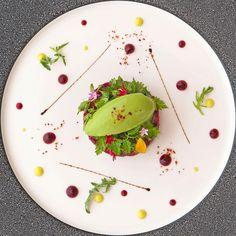 New menu Food&Life at the Restaurant Joël Robuchon #vegetarian