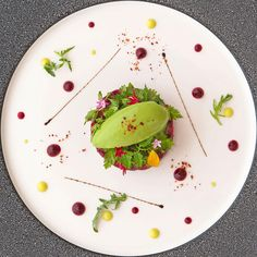 New menu Food&Life at the Restaurant Joël Robuchon #vegetarian