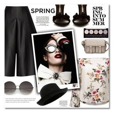 """""""Rosegal: feeling Hot & looking Hot about this outfit"""" by red-rose26 ❤ liked on Polyvore featuring Solace, Sophia Webster, Chanel, L.A. Colors, Rebecca Minkoff and Loewe"""