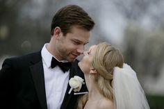 Washington, DC area wedding cute couple portrait