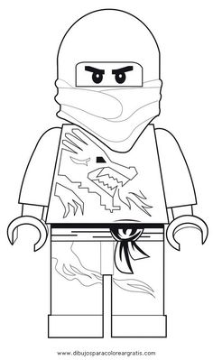 lego ninjago coloring pages - Books Coloring Page